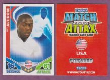 USA Jozy Altidore Hull City 249